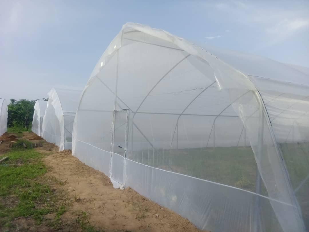Modular Greenhouse Kit
